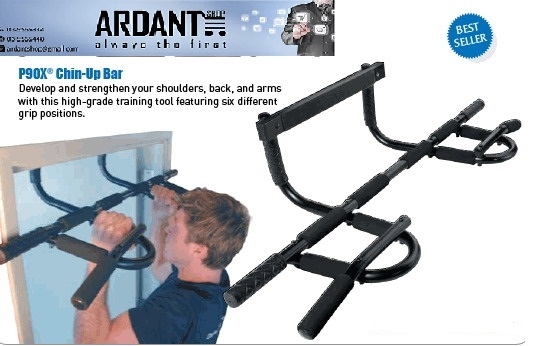 מתקן מתח למשקוף MEDICARN DOOR BAR PULL UP GYM